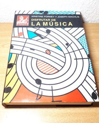 """Libro """"Disfrutar la música"""""""