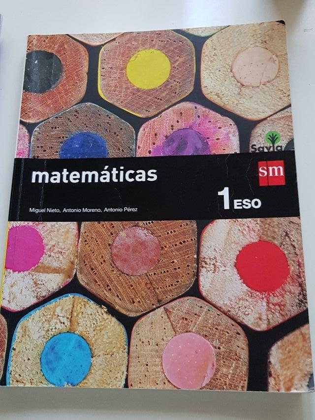 Libro 1 ESO