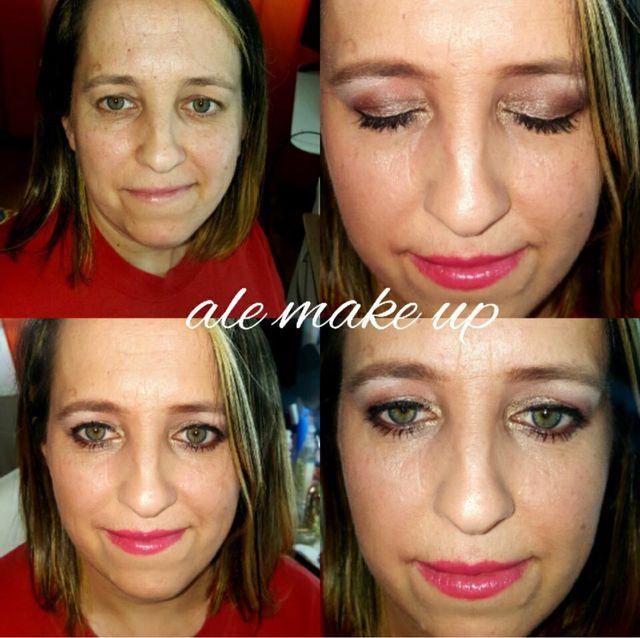 Maquillaje Para Eventos De Segunda Mano Por 20 En Parque - Maquillaje-para-eventos