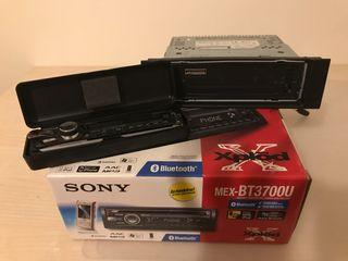 Sony Xplod MEX-BT3700U