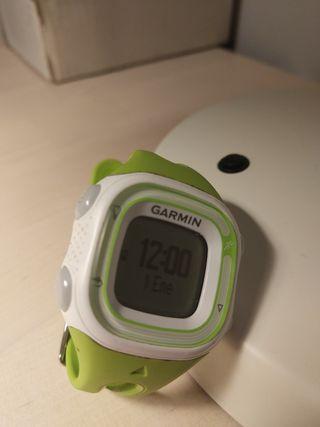 reloj garmin forerunner 10