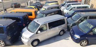 Volkswagen Transporter multivan california008