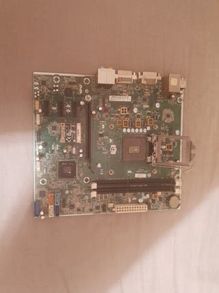 Placa base H-Joshua-H61-uATX En perfecto estado