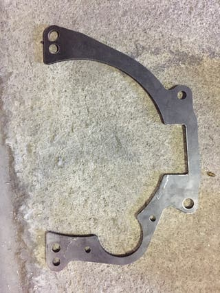 placa adaptacion