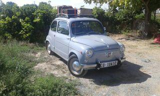 SEAT 600d 1966