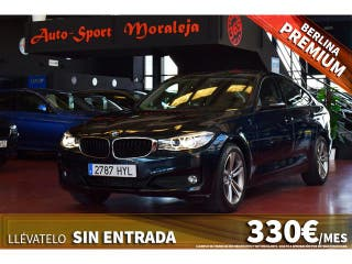 BMW Serie 3 318d Gran Turismo 105kW (143CV)