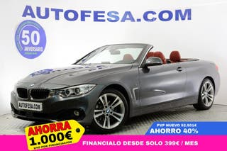 BMW 420 F33 Cabrio 420d Sport 184cv Auto 2p