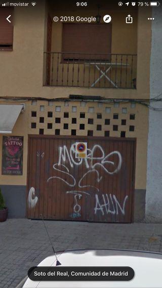 Garaje en Soto del Real