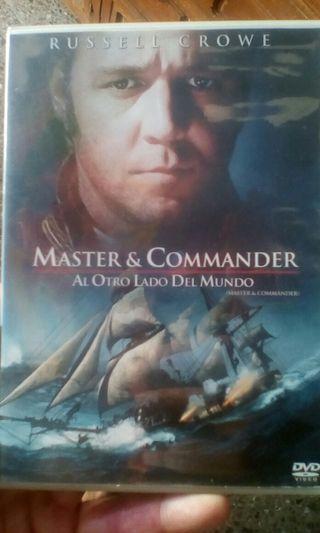 DVD Master & commander