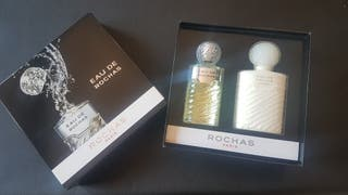 ESTUCHE COLONIA 100ml Y BODY MILK 250ml EAU ROCHAS