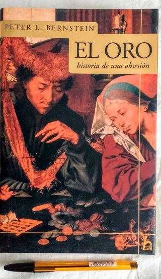"""Libro """"El Oro, Historia de una Obsesión"""""""