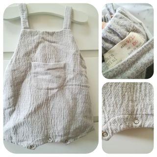 Pichi Zara + 2 blusas _9-12 meses