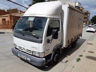 Camión 3500kg Nissan cabstar 2005