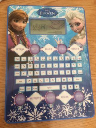 Tablet de Frozen