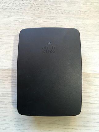 repetidor amplificador wifi linksys RE1000 cisco
