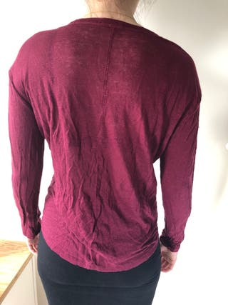 GAP purple jumper