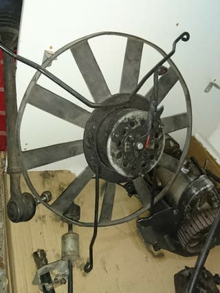 ventilador renault express