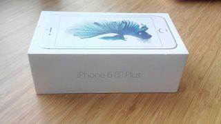Box cardboard of iphone 6S Plus