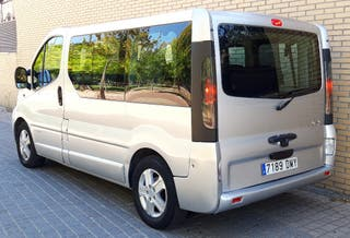 Renault trafic generation mesa cama 2005