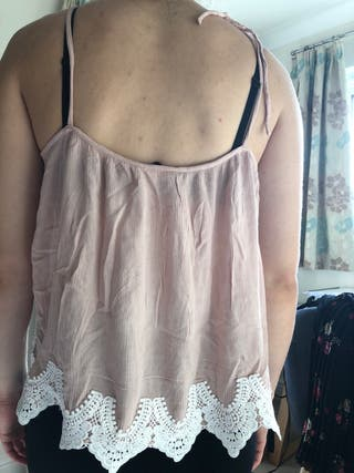 Summery top from River island