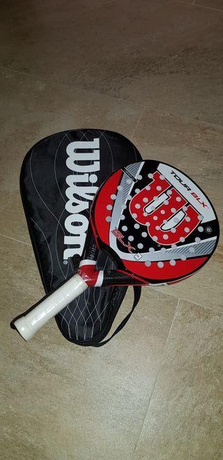 se vende raqueta pádel
