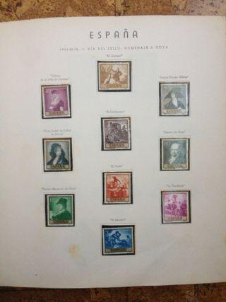 Sellos del II centenario (1950 - 1982)
