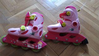 patines de linea nuevos