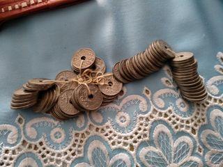 67 monedas de pesetas