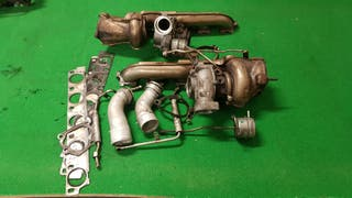 turbos audi rs6 c6 4f 580cv