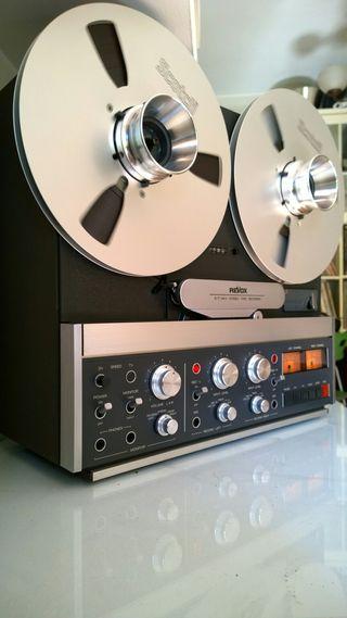 Revox B77 MK II Magnetofono Reel to Reel Vintage