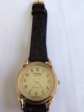 Relojes casio mujer madrid