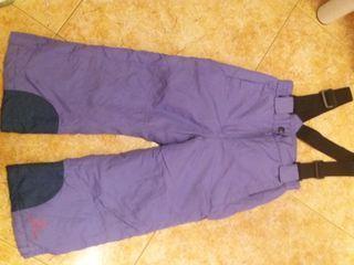 pantalones o petos de nieve