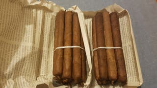 20 Manufactures Cigars from Cuba