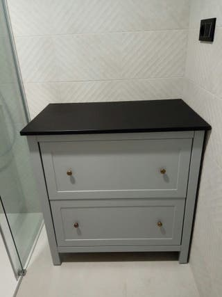 Mueble charm baño sin encimera 80 x 46