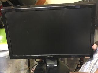 Monitor pantalla Asus lcd 20 pulgadas