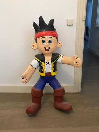 Piñata de Jake el pirata, original de Méjico