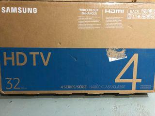 """Samsung 32"""" nueva"""