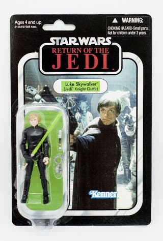 Star Wars Luke Skywalker Vintage Collection