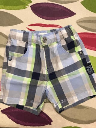 Pantalón Absorba corto