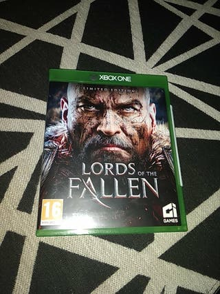 Lord of the Fallen XBOX ONE