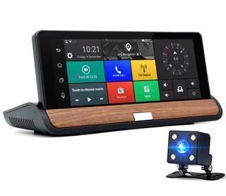 GPS Android + Cámara