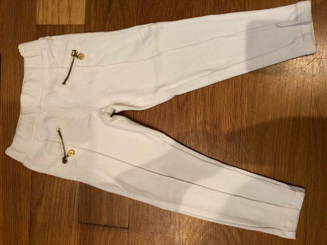 "Pantalones beige ""Mayoral"" niña"