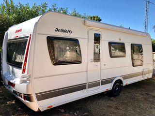Caravana dethleffs nomad