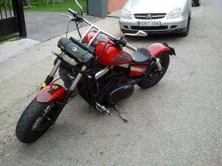 Kawasaki Vulcan 1500 Bobber