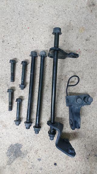 soportes motor kawasaki vulcan EN500