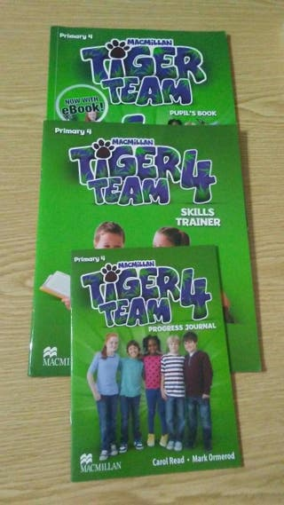 Tiger Team 4.Primary 4.