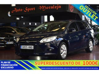 Ford Focus SportBreak 1.6 TDCI Trend 85 kW (115 CV)