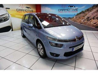 Citroen Grand C4 Picasso e-HDi 115I Airdream Exclusive 85 kW (115 CV)