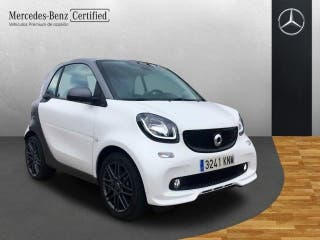 SMART fortwo SMART COUPÉ 66kw