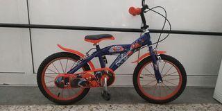 bici niños